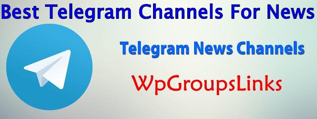 Best Telegram Channels For News