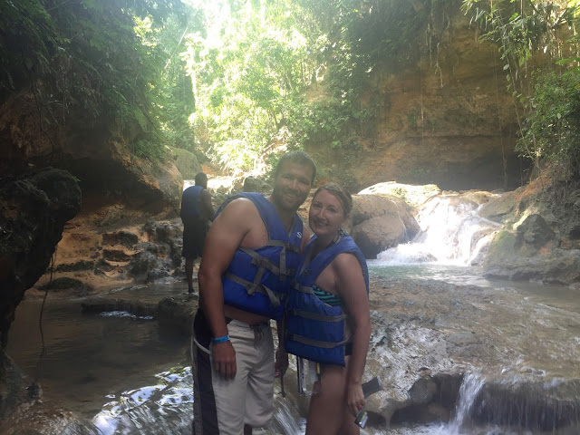 Blue Hole Jamaica