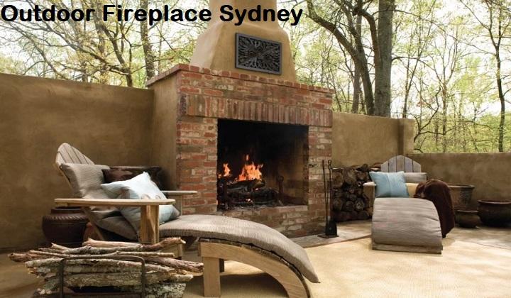Outdoor Fireplace Sydney