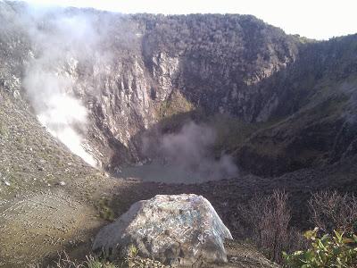 wisata alam gunung sindoro