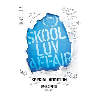[Album] BTS - Skool Luv Affair Special Addition [Repackage] Mp3