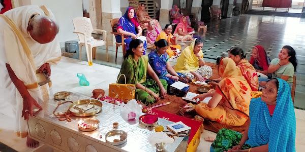 बावन जिनालय में श्री राजेन्द्रसुरिष्वरजी मसा का क्रियोन्धार दिवस तप जप के साथ मनाया