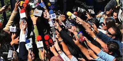 Αποστολή ΜΜΕ - δημοσιογράφων δεν είναι οι αγιογραφίες...