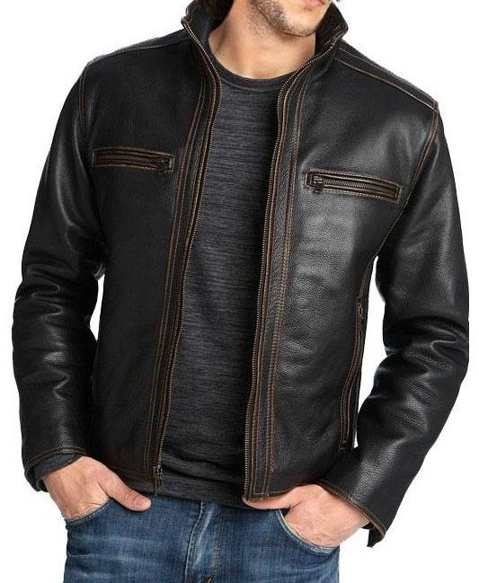 Leather Goods Leather Jacket From Dhaka Bangladesh