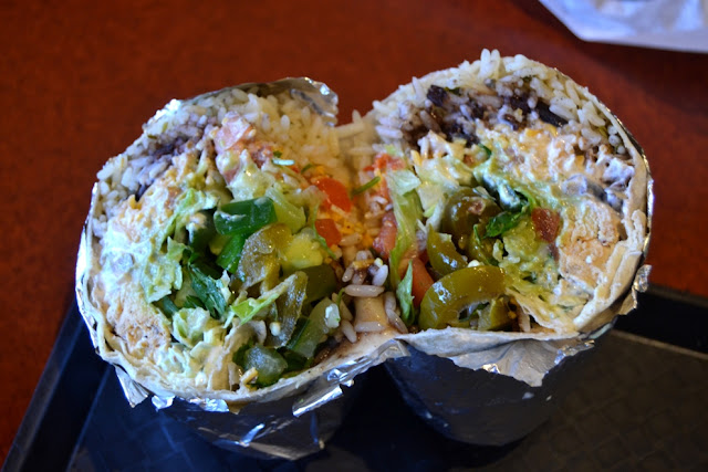 Fresh Food at Moe's Southwest Grill   The Nutritionist Reviews