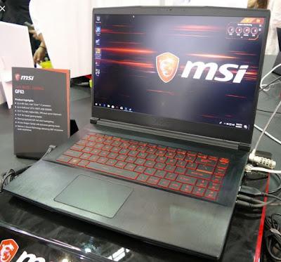 Laptop yang Harus Dimiliki Gamer, Cek Disini!