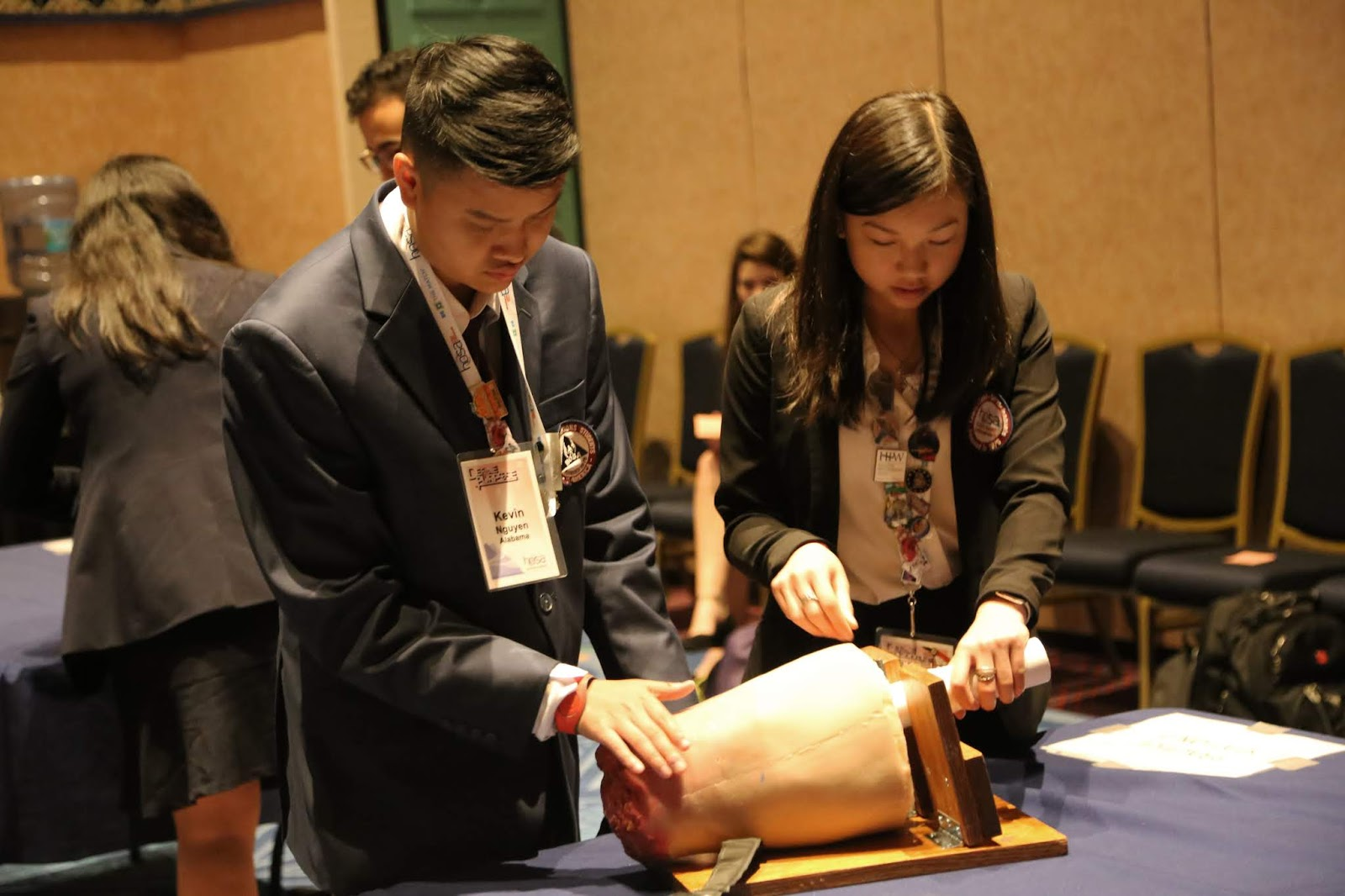 First Aid For Severe Trauma Curriculum Being Developed For