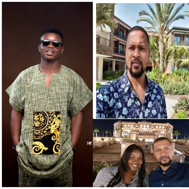How A Nigeria R&b Singer - (Tommy Jay ) was Brutally Assaulted By Mista Seth and his Wife
