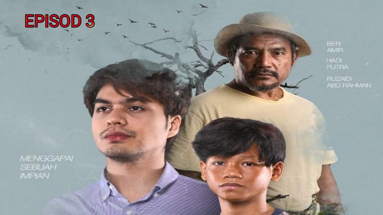 Tonton Drama Anak Sena Episod 3 (Lestary TV3)