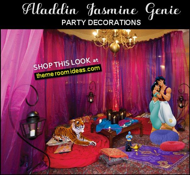arabian tent party decorations aladdin party decor jasmine party supplies genie decor