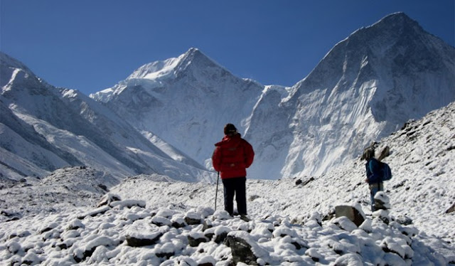Trek on the Bagini Glacier, Uttarakhand