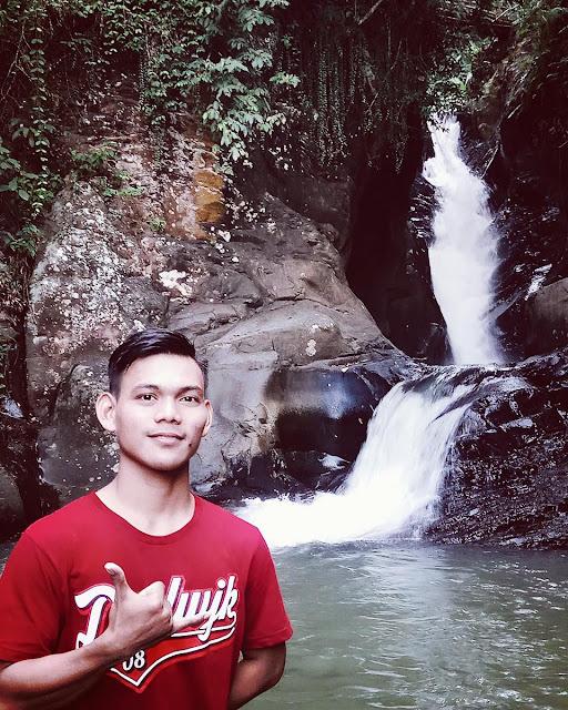 Curug Bumi is tourist destination in Banten