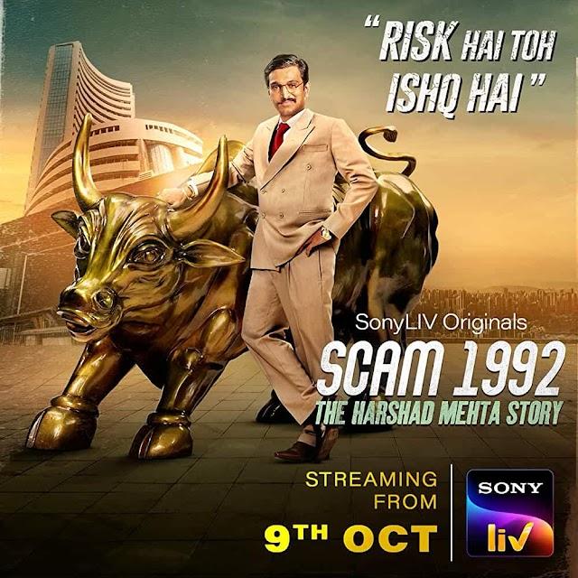 Scam 1992 the Harshad Mehta Story 2020 S01 E01-10 x264 SONYLIV 720p Hindi GOPISAHI