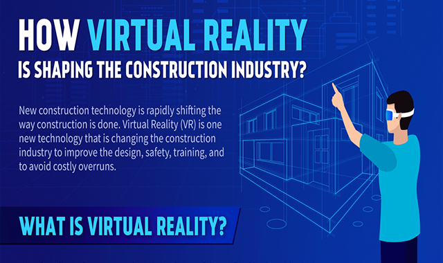 How Virtual Reality is Shaping the Construction Industry?
