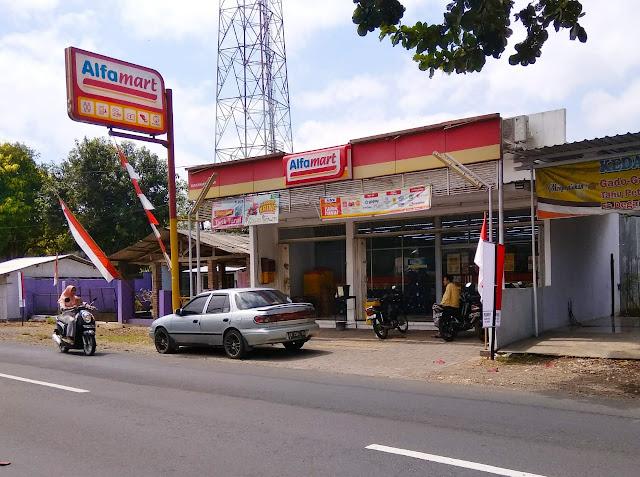 Ditinggal Buka Toko,  Sepeda Motor Raib