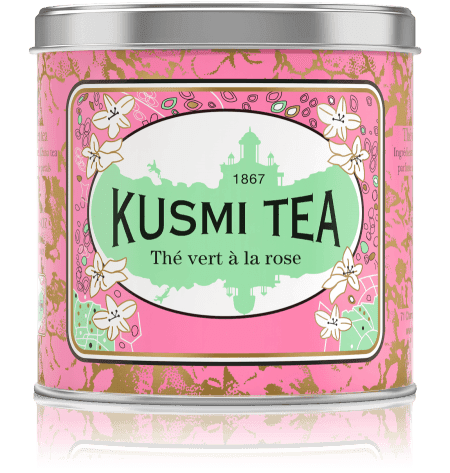 kusmi tea a la rose