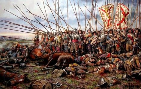 Battle of Rocroi 1643