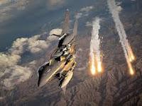 AS Jatuhkan 24.287 Bom di Suriah dan Irak Selama Tahun 2016