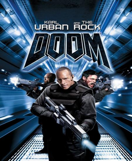 Doom (2005) Dual Audio Hindi-Eng 480p BluRay x264 AAC 420MB ESubs