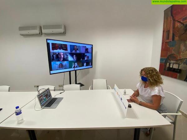 Finaliza con éxito en La Palma la Factoría de Innovación y Diseño de Isla Bonita Moda