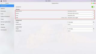 Mac OS Low Budget : Ubah tampilan Linux Ubuntu menjadi Mac OS