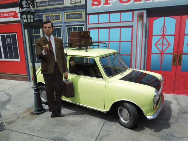 Mr Beans Holiday movie Mini