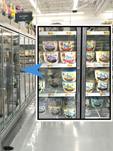 #soHoppinGood #BlueBunny #ad Ice Cream Lasagna, Ice cream cake, PB 'N Cones™ ice cream lasagna, PB 'N Cones™ Cheesecake Lasagna, How to make a simple ice cream lasagna, How to make an easy ice cream cake, Ice cream cake recipe, Ice cream lasagna recipe, Blue Bunny® Snacks