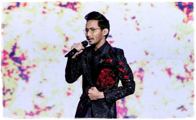 Lagu Di Matamu Oleh Sufian Suhaimi Menang Persembahan Terbaik AJL33