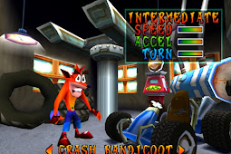 Download Crash Team Racing PPSSPP