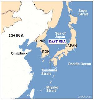 Miyako Strait