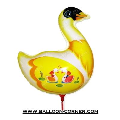 Balon Foil Angsa / Balon Foil Swan