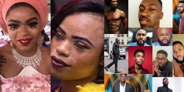 So many fine boys in Nigeria but Big Brother decided to select the Monkeys– Bobrisky reacts to the male Housemates