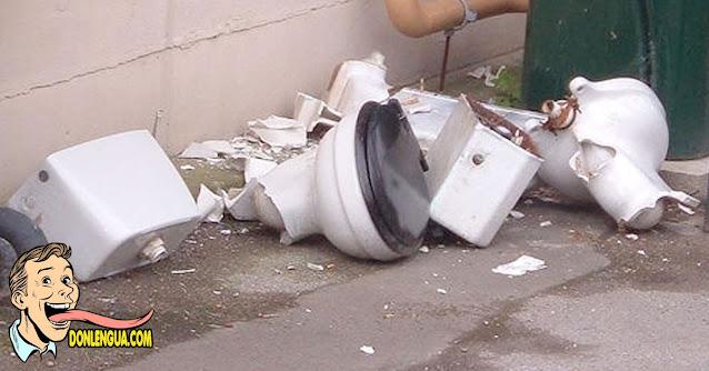Hombre de 200 kilos falleció en Falcón al romperse la poceta en la que estaba sentado