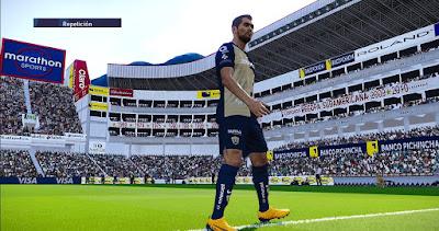 PES 2020 Stadium Rodrigo Paz Delgado