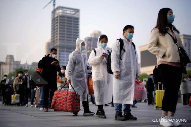 Kasus Corona China Kembali Naik, Tembus 100 Kasus Sehari