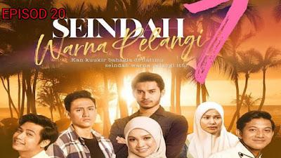 Tonton Drama Seindah Tujuh Warna Pelangi Episod 20