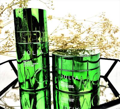 Línea MOSS - Perfumería Júlia