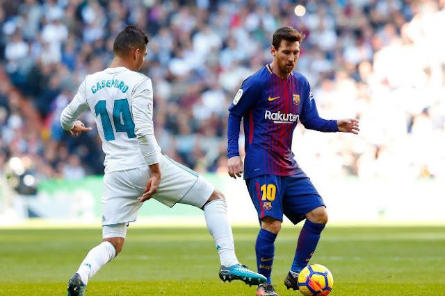 Real dìm hàng Siêu kinh điển: Không lễ nghi, không SAO đấu Barca-Messi 1