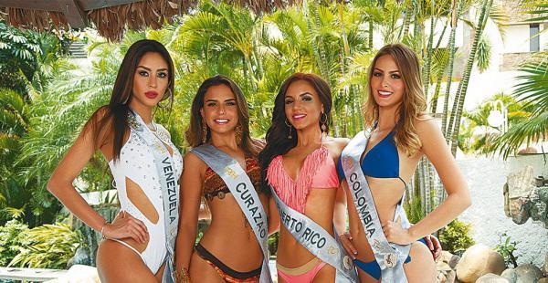 Misses De Bolivia Noviembre 2016