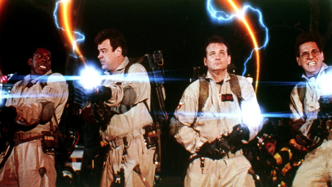 The Ace Black Movie Blog Movie Review Ghostbusters 1984