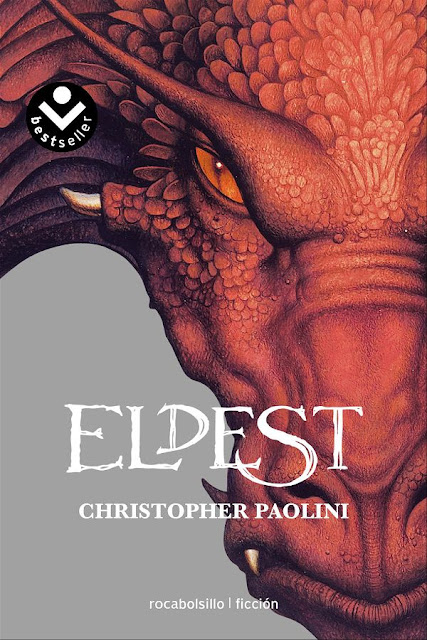 Eldest | El legado #2 | Christopher Paolini