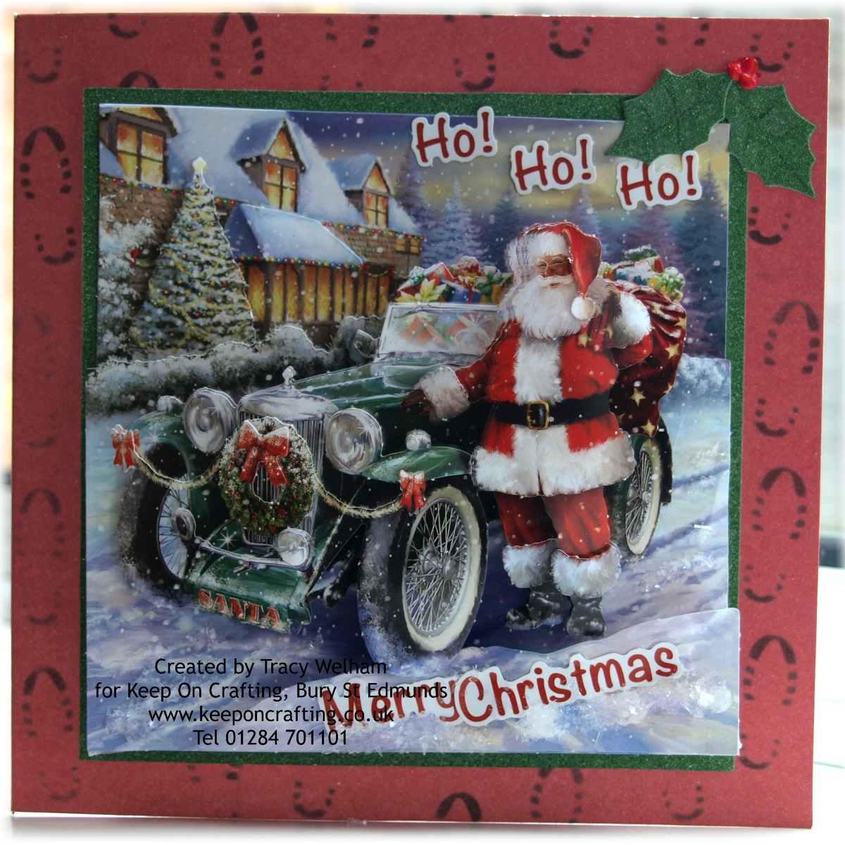keep on crafting u0027s blog santa claus is coming to town