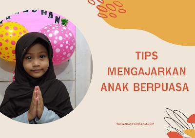 tips mengajarkan anak berpuasa