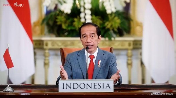 DPR Sudah Kirim Persetujuan 'Reshuffle', Jokowi Tunggu Apa?