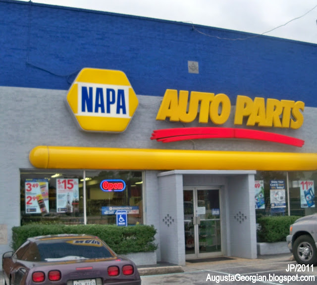 Parts Supply Store: AUGUSTA GEORGIA Richmond Columbia Restaurant Bank Attorney