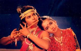 Ramanand Sagar Shri Krishna Young Actor Krishna Ashok Kumar Balakrishnan