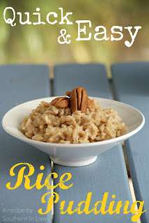 Healthy Stovetop Rice Pudding Recipe Gluten Free