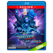 Guardianes de la galaxia Vol. 2 (2017) IMAX BRRip 720p Audio Dual Latino-Ingles
