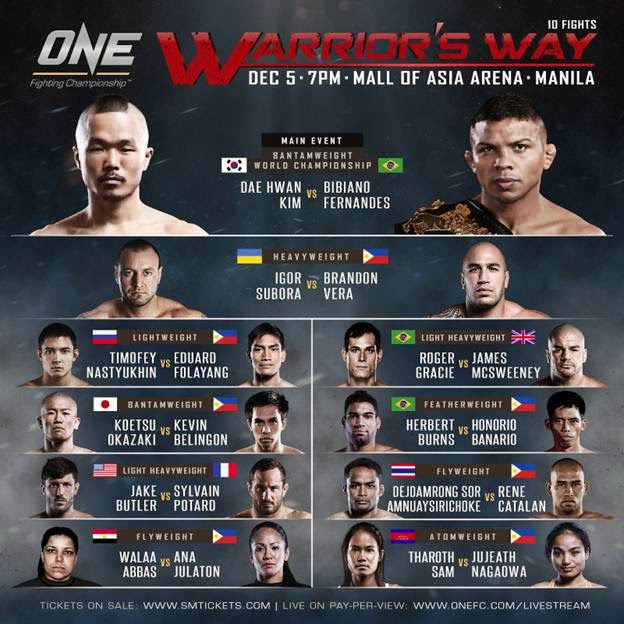 ONE FC 5