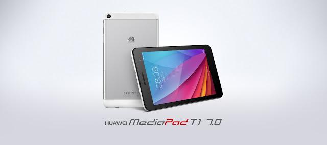 Huawei MediaPad T1 7.0 Launched in Pakistan